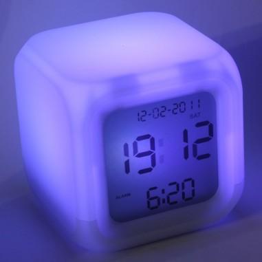 TFA 98.1024 Light Cube - budík s...
