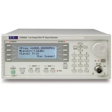 TTi TGR6000 - 6GHz generátor signálu...