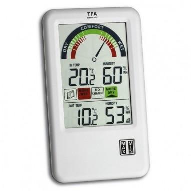 TFA 30.3045.IT - Vetrací bezdrôtový...