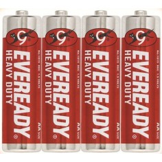 EVEREADY Heavy Duty - 4x...