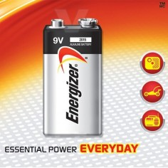 Energizer Alkaline Battery...
