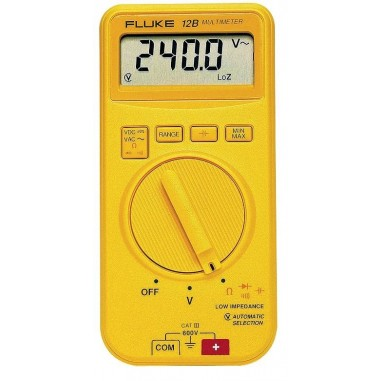 Fluke 12B - multimeter
