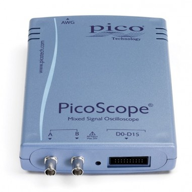 PicoScope 3205 MSO (100MHz, 2/16...