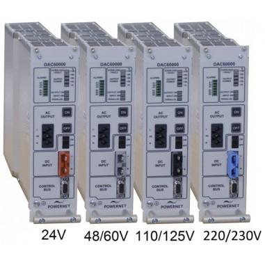 Powernet DAC 60000 - invertor