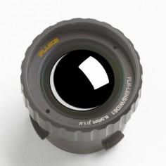 Objektív pre termokameru...