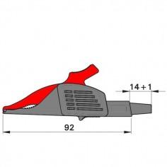 Elso R4WA - meracia šnúra s...