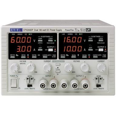 TTi CPX200D - zdroj s dvomi 180W...