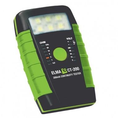 Elma CT-200 - prepískavačka 200mA
