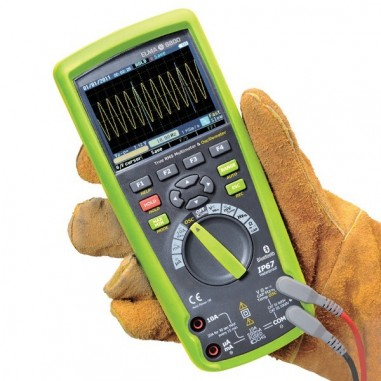 Elma 6800 – Grafický multimeter s...