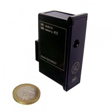 SACI DM1 modul, 8 MB pamäť + RTC