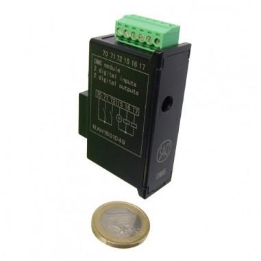 SACI DM6 modul, 2 digitálne vstupy a...