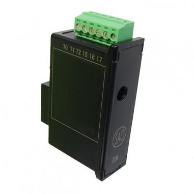 SACI DM7 modul, 4 × digitálny vstup