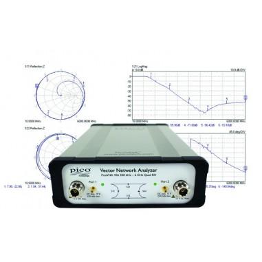 PicoVNA 106 - 6 GHz vektorový...