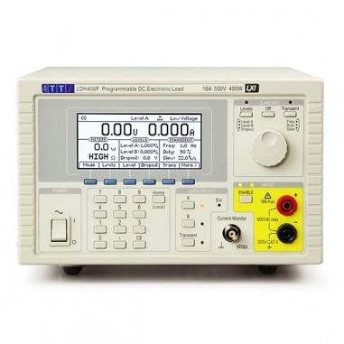 TTi LDH400P - elektronická DC záťaž...
