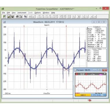 Fluke SW90W - FlukeView® Scopemeter...