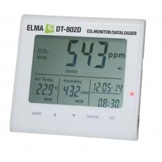 ELMA DT-802D záznamník CO2,...