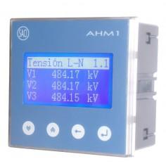 SACI AHM1 - analyzátor...