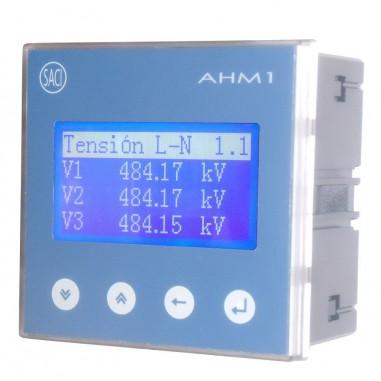 SACI AHM1 - analyzátor odberu...