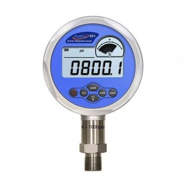 Additel 681 -  duálny tlakomer s...