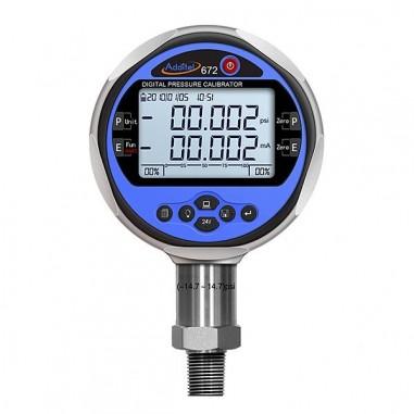 Additel 672 - tlakový kalibrátor s...