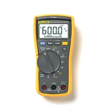 Fluke 117 - Multimeter pre elektrikárov