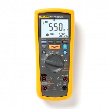 Fluke 1587 FC - Multimeter izolačného stavu (2GΩ)