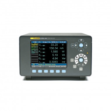 Fluke Norma 4000 - Analyzátor / wattmeter