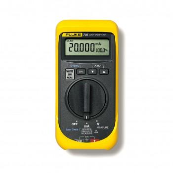 Fluke 705 - Kalibrátor prúdovej slučky