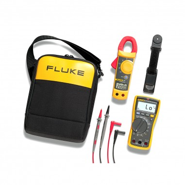 Fluke 117/323 Kit - Výhodná sada pre elektrikárov