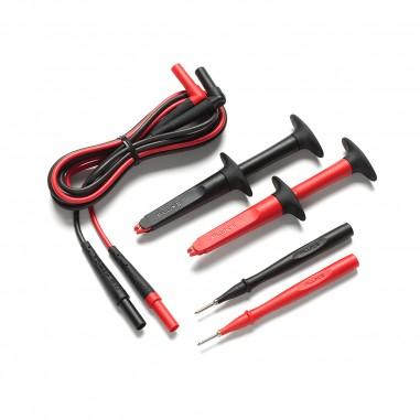 Fluke TL223-1 - Výhodná sada meracích káblov SureGrip™ pre elektrické účely