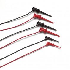 Fluke TL970 - Výhodná sada klieštikových a háčikových káblov