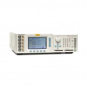 Fluke 9500B/600 - Kalibrátor osciloskopov s aktívnou hlavou
