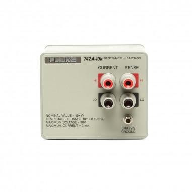 Fluke 742A-10 - Odporový normál (10 Ω)