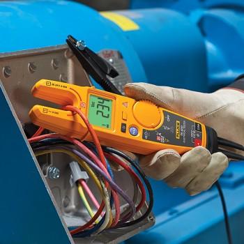 Fluke T6-600 Elektrická skúšačka s technológiou FieldSense