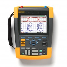 Fluke 190-502, 500 MHz 2 Ch. DMM ScopeMeter