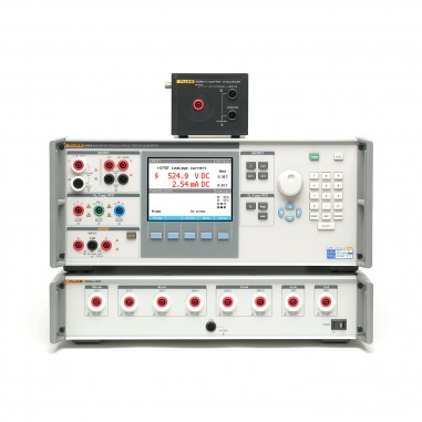 Fluke 5320A/VLC - kalibrátor revíznych prístrojov s 600 V zdrojom a ALC