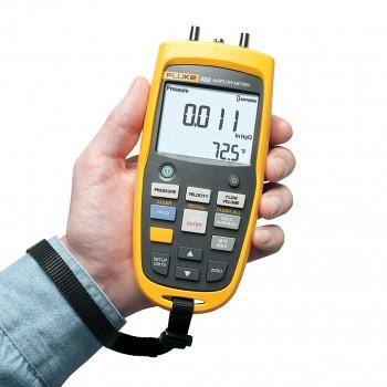 Fluke 922 - Analyzátor rýchlosti prúdenia vzduchu