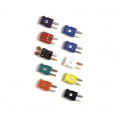Fluke 700TC1 - Sada termočlánkových konektorov