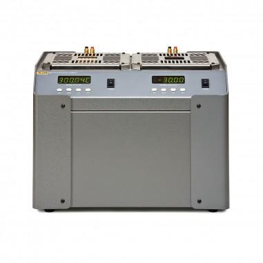 Fluke 9011 - Dvojitá kalibračná piecka (–30 do 670 °C)