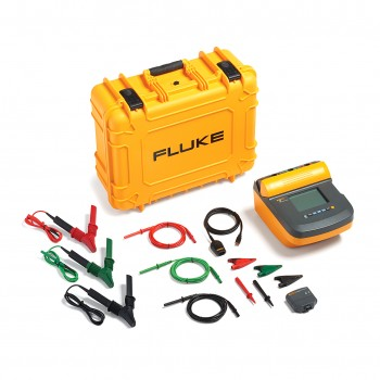 Fluke 1555/Kit Gigaohmmeter - tester izolácie