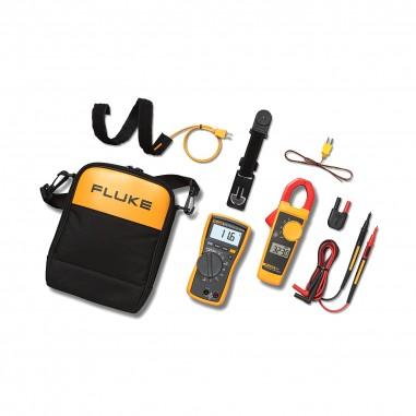 Fluke 116 - Multimeter HVAC s meraním teploty a mikroampérov