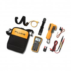 Fluke 116/323 Kit - HVAC Multimeter s kliešťovým multimetrom