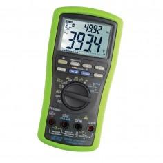 Elma 525 - True RMS multimeter s duálnym displejom