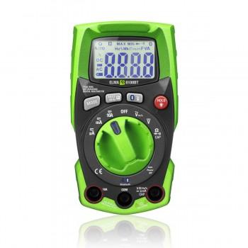 Elma 6100BT - kompaktný multimeter s True RMS, Bluetooth a IP65