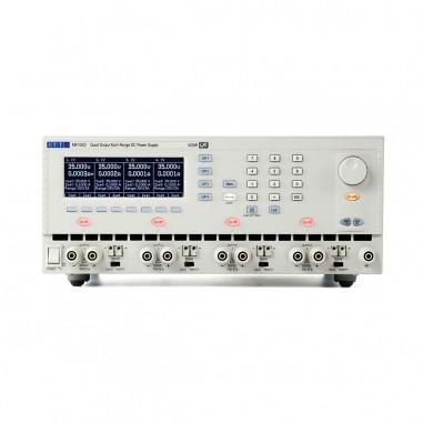 TTi MX100Q - štvoritý laboratórny zdroj s komunikáciou, 420W