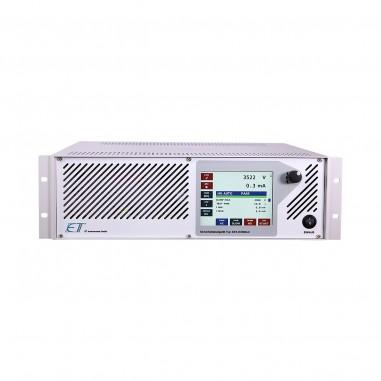 ET Instrumente EAQ-MT - motorom riadený AC zdroj