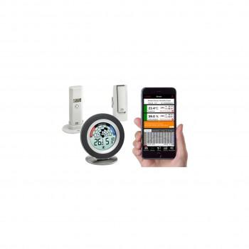 TFA 31.4008.02 - smart vetrací teplomer (kit)