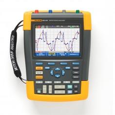 Fluke MDA-510 - analyzátor motorových pohonov