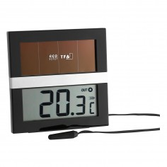 TFA 30.1038 - Solar thermometer with probe