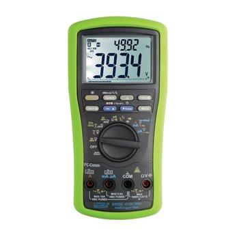 Elma 525s - True RMS multimeter s duálnym displejom a záznamom údajov